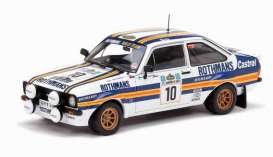 SunStar - Ford  - sun4444 : Ford Escort MkII winner Rally Acropolis 1980 #10 A.Vatanen, blue/white
