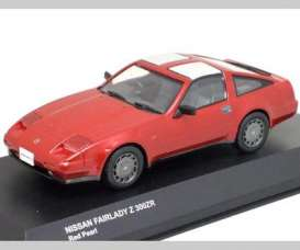 Nissan  - 1986 red - 1:43 - Kyosho - 3361rp - kyo3361rp | Toms Modelautos