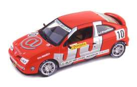 Renault  - 1998 red/silver - 1:43 - Onyx - xcl99007 | Tom's Modelauto's