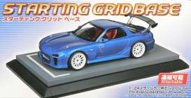 Aoshima - Accessoires  - abk136358 : #131 Starting Grid Base (Car not included)
