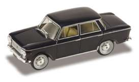 Fiat  - 1961 dark blue - 1:43 - Starline Models - slm530132 | Toms Modelautos