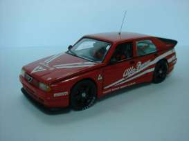 Alfa Romeo  - 1988  - 1:43 - M4 Collection - m4007090 | Toms Modelautos