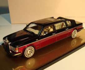 Rolls Royce  - red/black - 1:43 - 777 - 777015-43-03rbk | Toms Modelautos