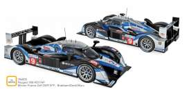 Peugeot  - 908 2009 blue/black - 1:18 - Norev - 184800 - nor184800 | Toms Modelautos