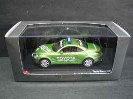 Toyota  - Soarer M Sports Pace Car 2004 green - 1:43 - J Collection - 14001pc - jc14001pc | Toms Modelautos