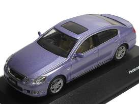 Lexus  - 2006 light blue - 1:43 - J Collection - jc38003hbl | Tom's Modelauto's