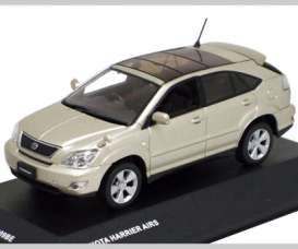 Toyota  - 2006 beige - 1:43 - J Collection - jc42009be | Tom's Modelauto's