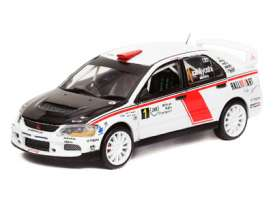Mitsubishi  - 2008 white/red - 1:43 - Vitesse SunStar - 43404 - vss43404 | Tom's Modelauto's