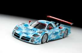 Nissan  - 1998 blue - 1:43 - Kyosho - 3421A - kyo3421A | Toms Modelautos