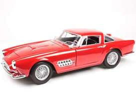 Hotwheels - Ferrari  - hwmvT6244 : 1955 Ferrari 410 Superamerica *Foundation series*, red
