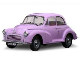 Morris  - Minor 1000 Saloon 1956 lilac - 1:12 - SunStar - 4783 - sun4783 | Tom's Modelauto's
