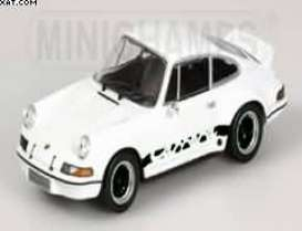 Porsche  - 1973 white - 1:18 - Minichamps - mc100065020 | Tom's Modelauto's