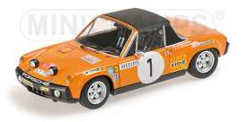 Porsche  - 1970  - 1:43 - Minichamps - 400706501 - mc400706501 | Tom's Modelauto's