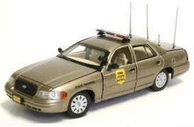 Ford  - 2007 silver-gold - 1:43 - First Response - fr2007-IA | Toms Modelautos