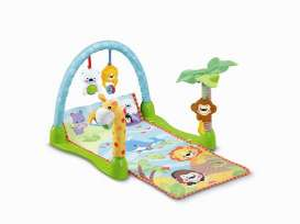 Mattel Fisher Price - Baby Articles   - MatP7977 : Precious Planet 1,2,3 Gym. Age Grade 0 Months+