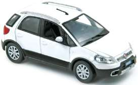 Fiat  - 2009 white - 1:43 - Norev - 770095 - nor770095 | Tom's Modelauto's