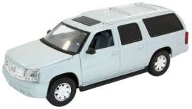 Cadillac  - 2004 white - 1:32 - Signature Models - sig32343w | Toms Modelautos