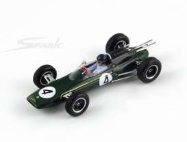 Lotus  - 1962 green - 1:43 - Spark - S1616 - spaS1616 | Tom's Modelauto's