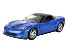 Corvette Chevrolet - 2009  - 1:24 - Revell - Germany - 07189 - revell07189 | Toms Modelautos