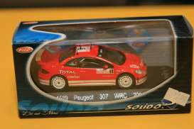 Peugeot  - 2004 red - 1:43 - Solido - 1589 - soli1589 | Toms Modelautos