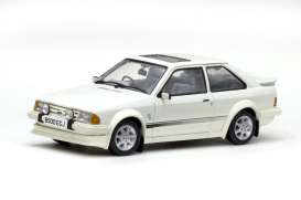Ford  - Escort RS Turbo white - 1:18 - SunStar - 4963R - sun4963R | Toms Modelautos