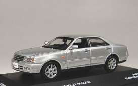 Nissan  - silver - 1:43 - J Collection - jc02007SL | Tom's Modelauto's