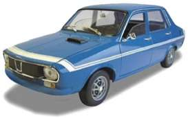 Renault  - 1971 blue - 1:18 - Norev - 185210 - nor185210 | Tom's Modelauto's