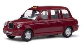 London TX Taxi Cab  - 1998 targa red - 1:43 - Vitesse SunStar - 10204 - vss10204 | Toms Modelautos