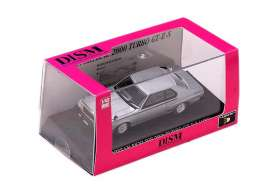 Nissan  - 1980 silver - 1:43 - Dism - dism14112s | Tom's Modelauto's