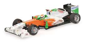 Minichamps - Force India Mercedes - mc410110014 : 2011 Force India VJM04 #14 A. Sutil, orange/white/green