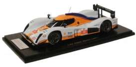 Aston Martin  - 2009 light blue/orange - 1:43 - Spark - A04LMPS - SpaA04LMPS | Tom's Modelauto's