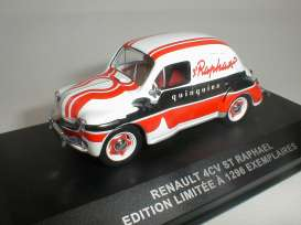 Renault  - 1950 red/black/white - 1:43 - IXO Models - cof040 - ixcof040 | Tom's Modelauto's