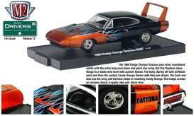 Dodge  - 1969 black/copper - 1:64 - M2 Machines - M2-11228-12-4 | Tom's Modelauto's