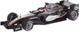 McLaren  - 2005 grey/black - 1:43 - Minichamps - b66962236 - mcb66962236 | Tom's Modelauto's