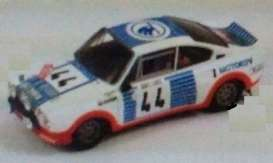 Skoda  - 1977 white/red/blue - 1:43 - Spark - MF02 - spaMF02 | Tom's Modelauto's
