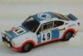 Skoda  - 1977 white/red/blue - 1:43 - Spark - MF01 - spaMF01 | Tom's Modelauto's