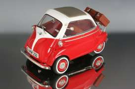 BMW  - 1955 red/white - 1:18 - Revell - Germany - revell08409 | Tom's Modelauto's