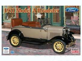 Ford  - 1931  - 1:16 - Minicraft - mmis1236 | Tom's Modelauto's