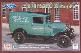 Ford  - 1931  - 1:16 - Minicraft - mmis11237 | Tom's Modelauto's