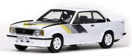 Opel  - 1976 white/yellow/grey/black - 1:18 - SunStar - sun5390 | Tom's Modelauto's