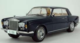 Rolls Royce  - 1968 oxford blue - 1:18 - Paragon - 98203lhd - para98203lhd | Tom's Modelauto's