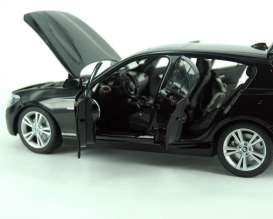 BMW  - 2010 black  - 1:18 - Paragon - 97001 - para97001 | Tom's Modelauto's