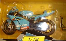 Suzuki  - 2006 blue - 1:12 - IXO Models - AltaGX017Hopkins | Tom's Modelauto's