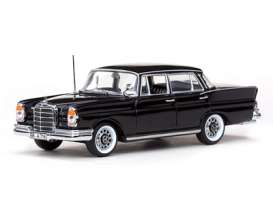 Mercedes Benz  - 1959 black - 1:43 - Vitesse SunStar - 28702 - vss28702 | Tom's Modelauto's