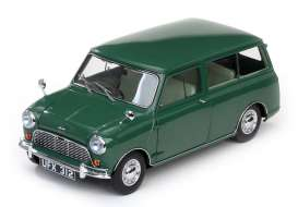 Austin Mini - 1963 green - 1:12 - SunStar - 5312 - sun5312 | Tom's Modelauto's