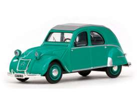 Citroen  - 1948 green - 1:43 - Vitesse SunStar - 23302 - vss23302 | Tom's Modelauto's