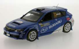 J Collection - Subaru  - jc195 : 2009 Subaru Impreza WRX STi Group T.Arai Acropolis Rally.