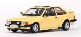 Ford  - Escort MkIII XR3 RHD 1982 yellow - 1:43 - Vitesse SunStar - 24836R - vss24836R | Tom's Modelauto's
