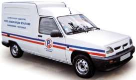 Norev - Renault  - nor514005 : 1995 Renault Express *Gendarmerie-La Prevention Routiere*, white
