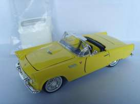 Arko - Ford  - Arko05521 : 1955 Ford Thunderbird Convertible with removable Top, yellow/white